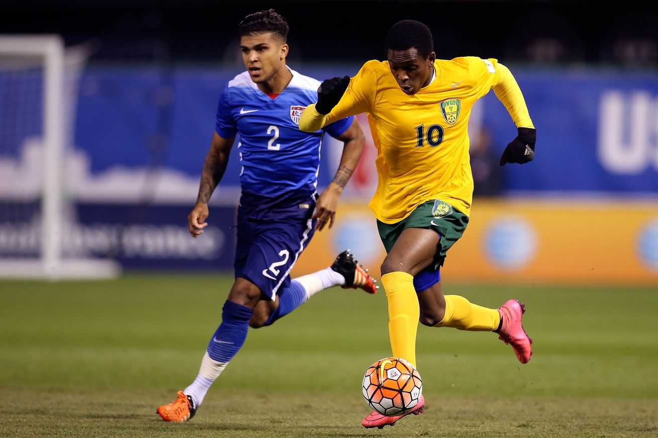 St Vincent/Grenadines 0 United States 6: Klinsmann's men ease to win
