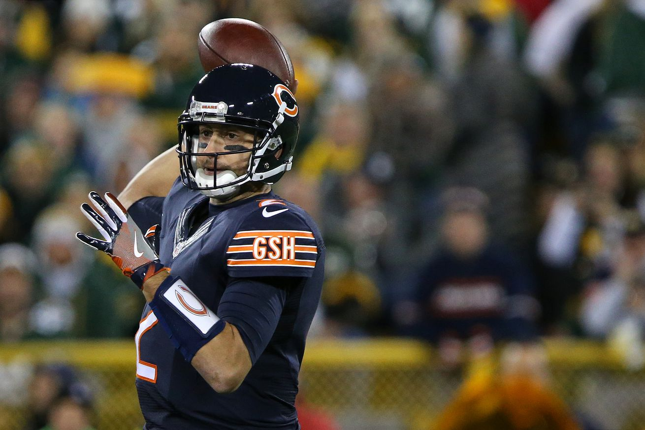 Brian Hoyer a viable Buffalo Bills' QB target?