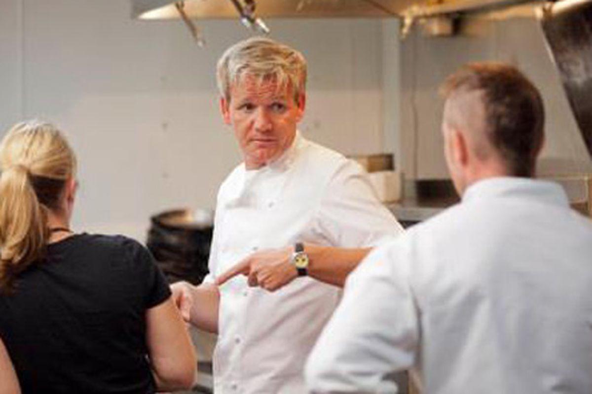 Chef Aaron Kitchen Nightmares