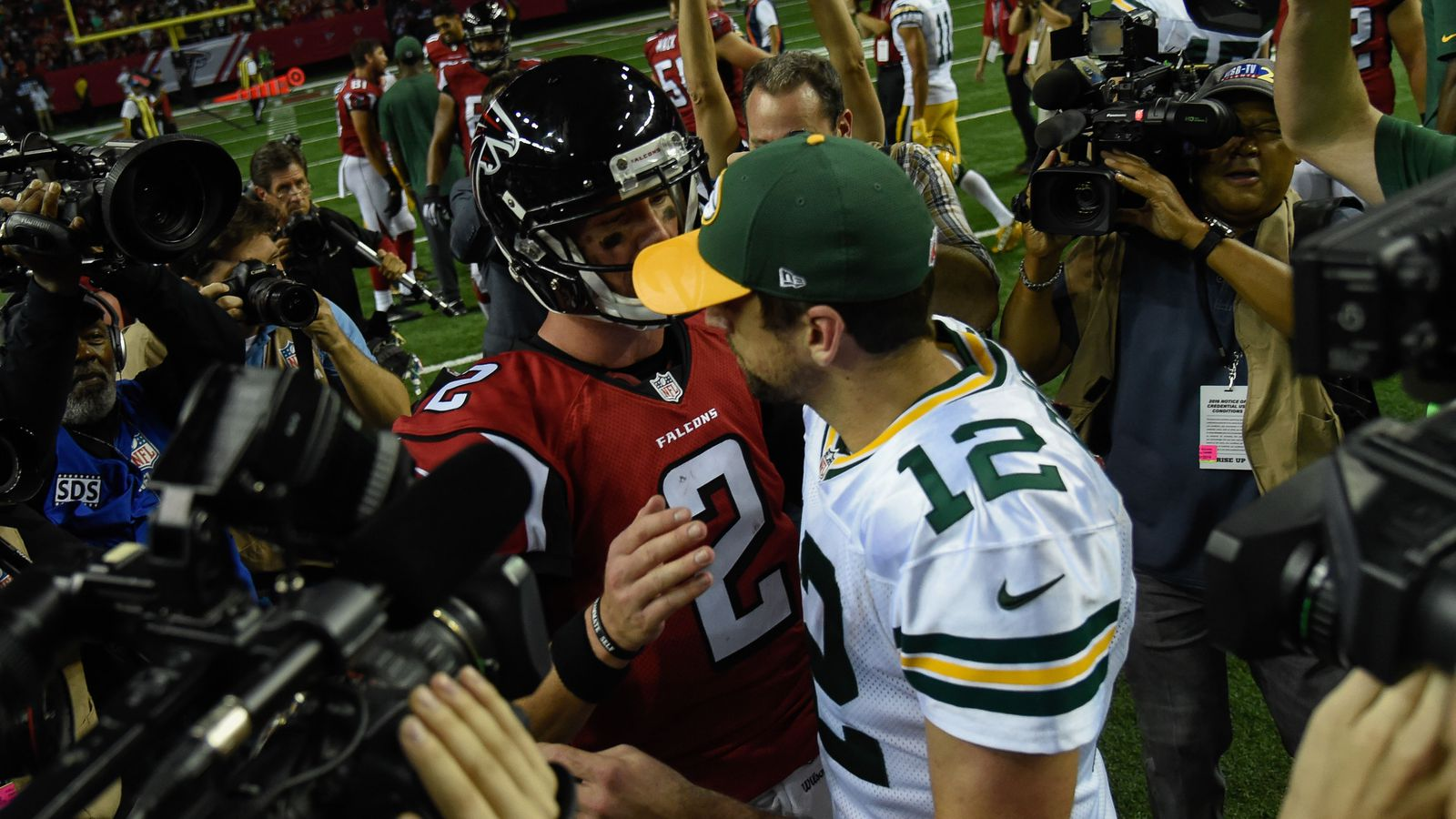 odds for nfl games packers vs falcons live streaming free