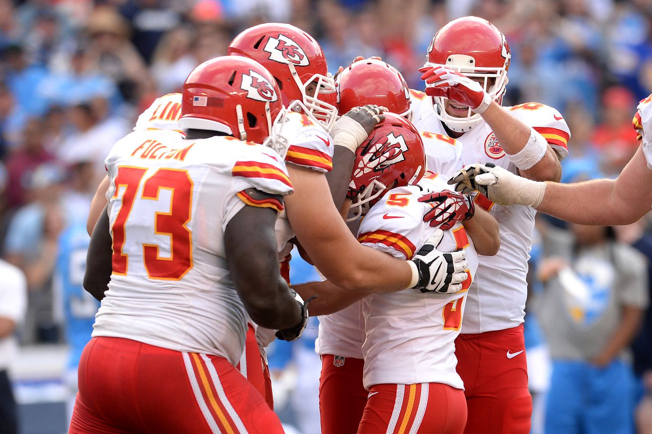 San Diego Chargers at Kansas City Chiefs: Who will win and why