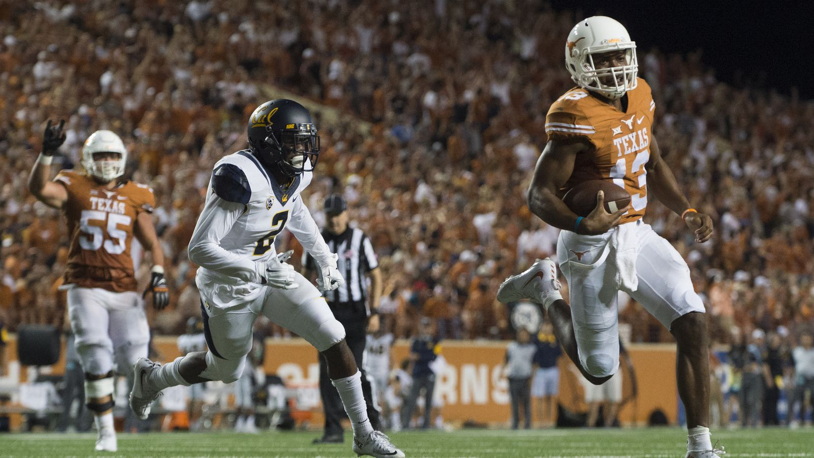 How to watch Texas vs. California: Game time, TV, live ...