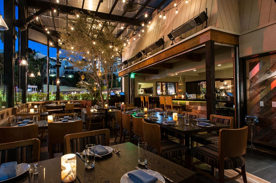 Maia Is The Sunset Strip 39 S Glossy New Evening Only Patio