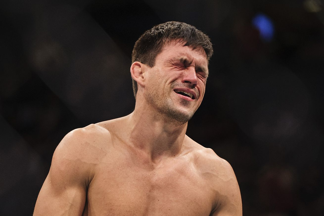 community news, Midnight Mania! Demian Maia really hopes Dana White keeps title shot promise   'I trust him'
