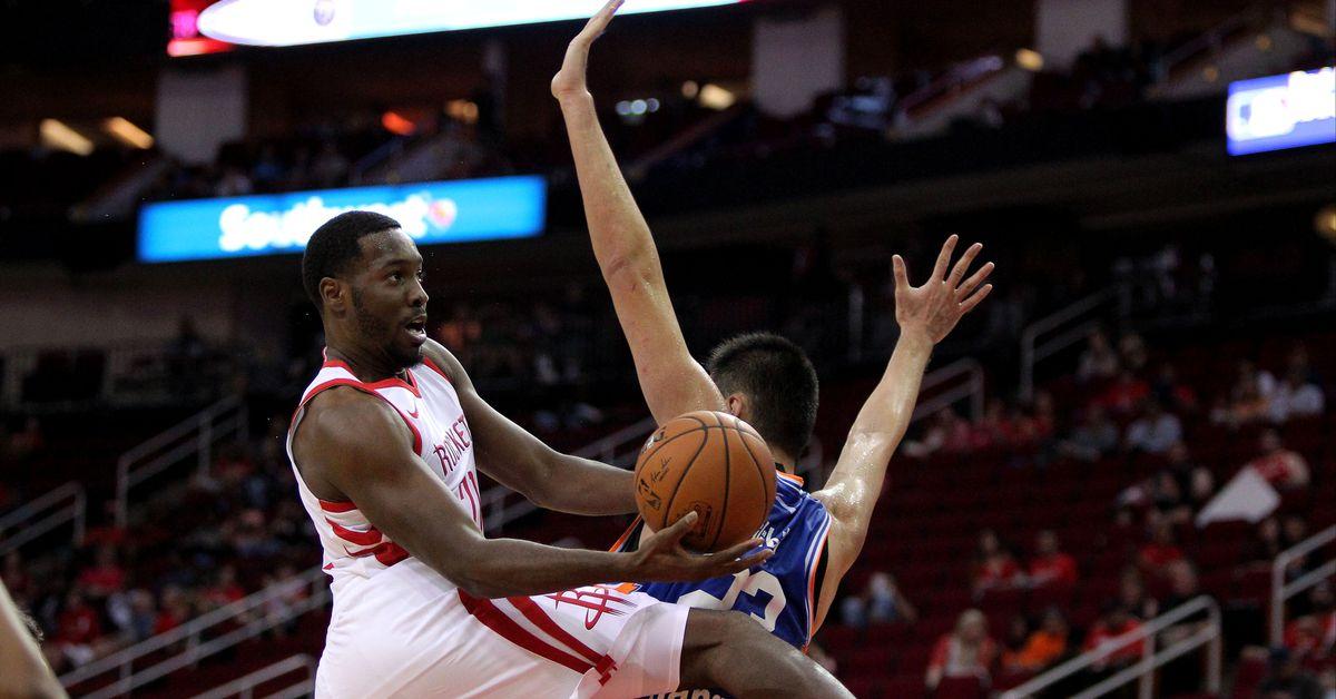 Houston Rockets News: October 10, 2017 - The Dream Shake