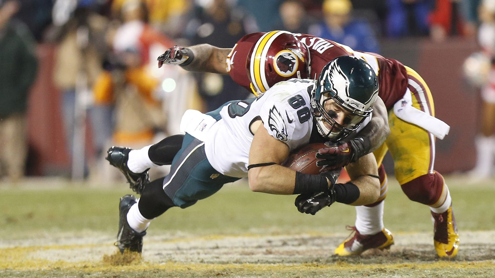 Nfl Confirms Eagles Vs Redskins Game Will Take Place At
