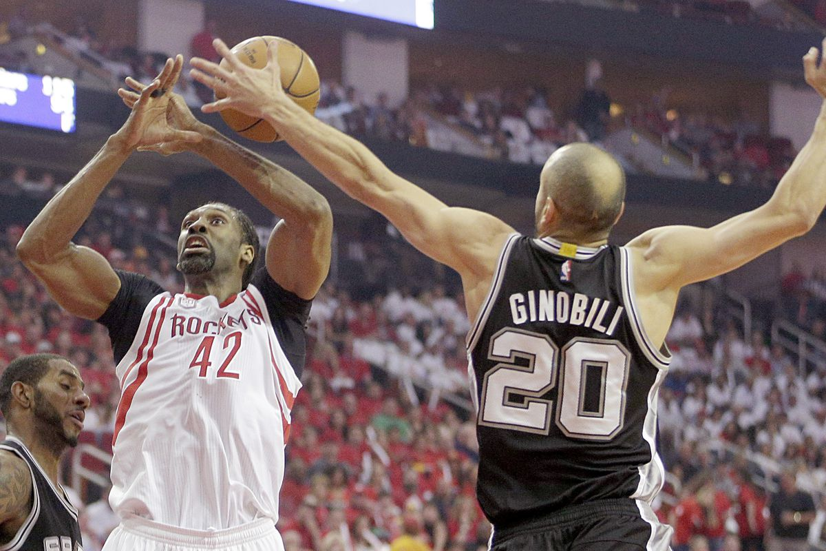 San Antonio Spurs steal one against the Houston Rockets