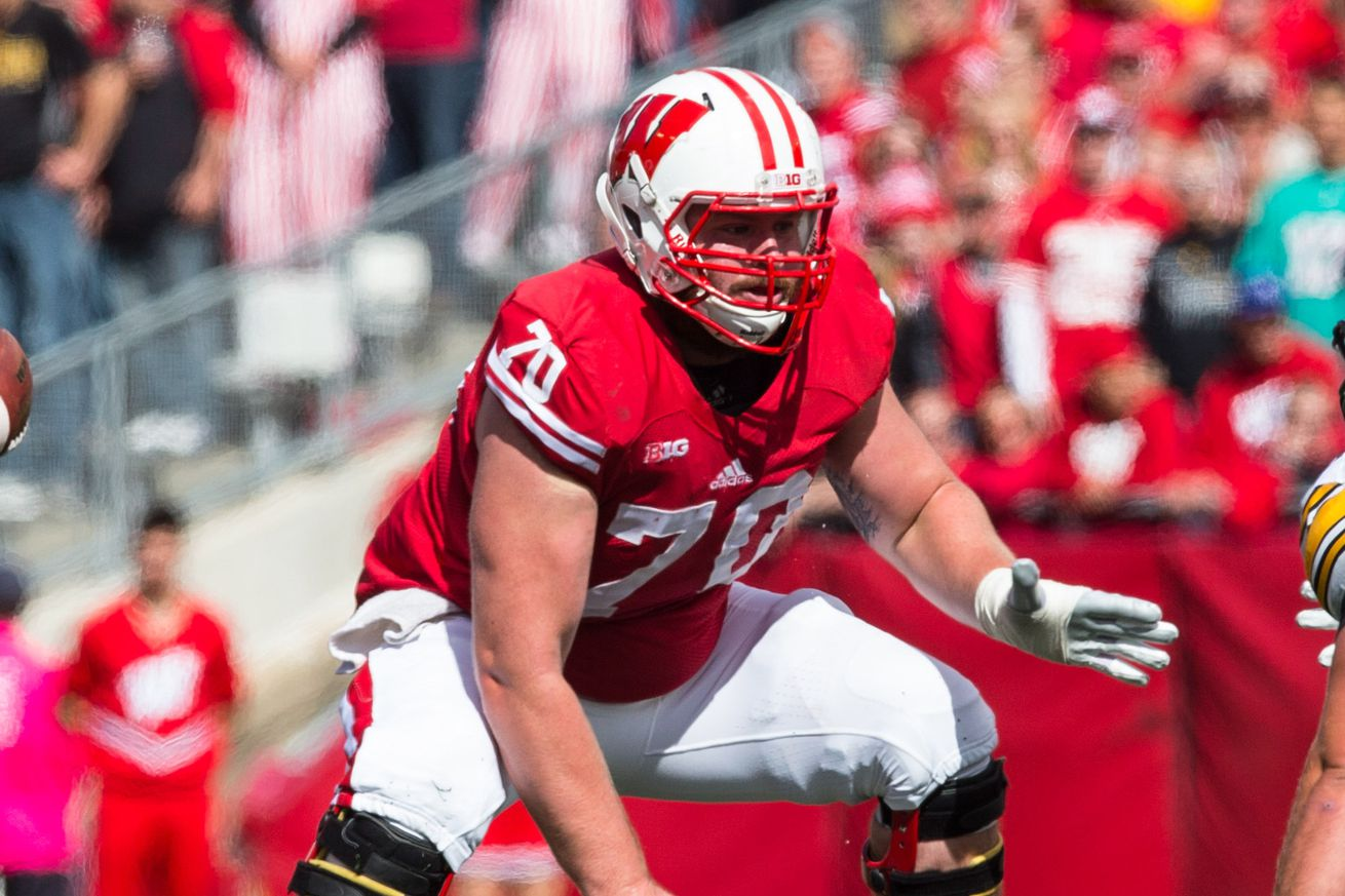 Wisconsin All-American candidate Dan Voltz forced to retire
