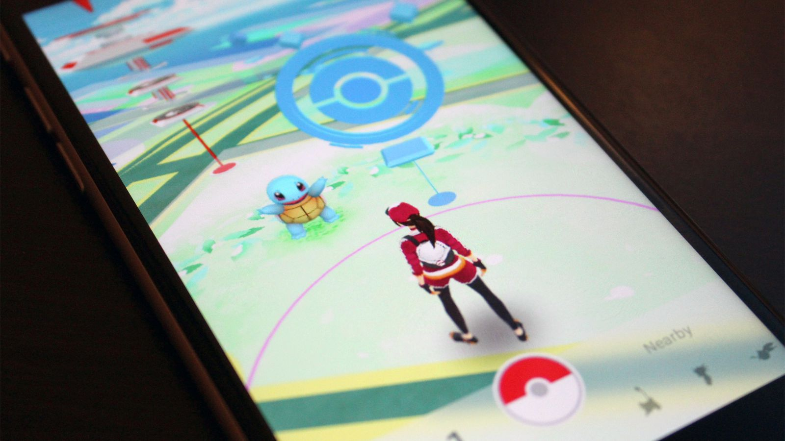 Pokémon Go goes live on iTunes and Google Play stores