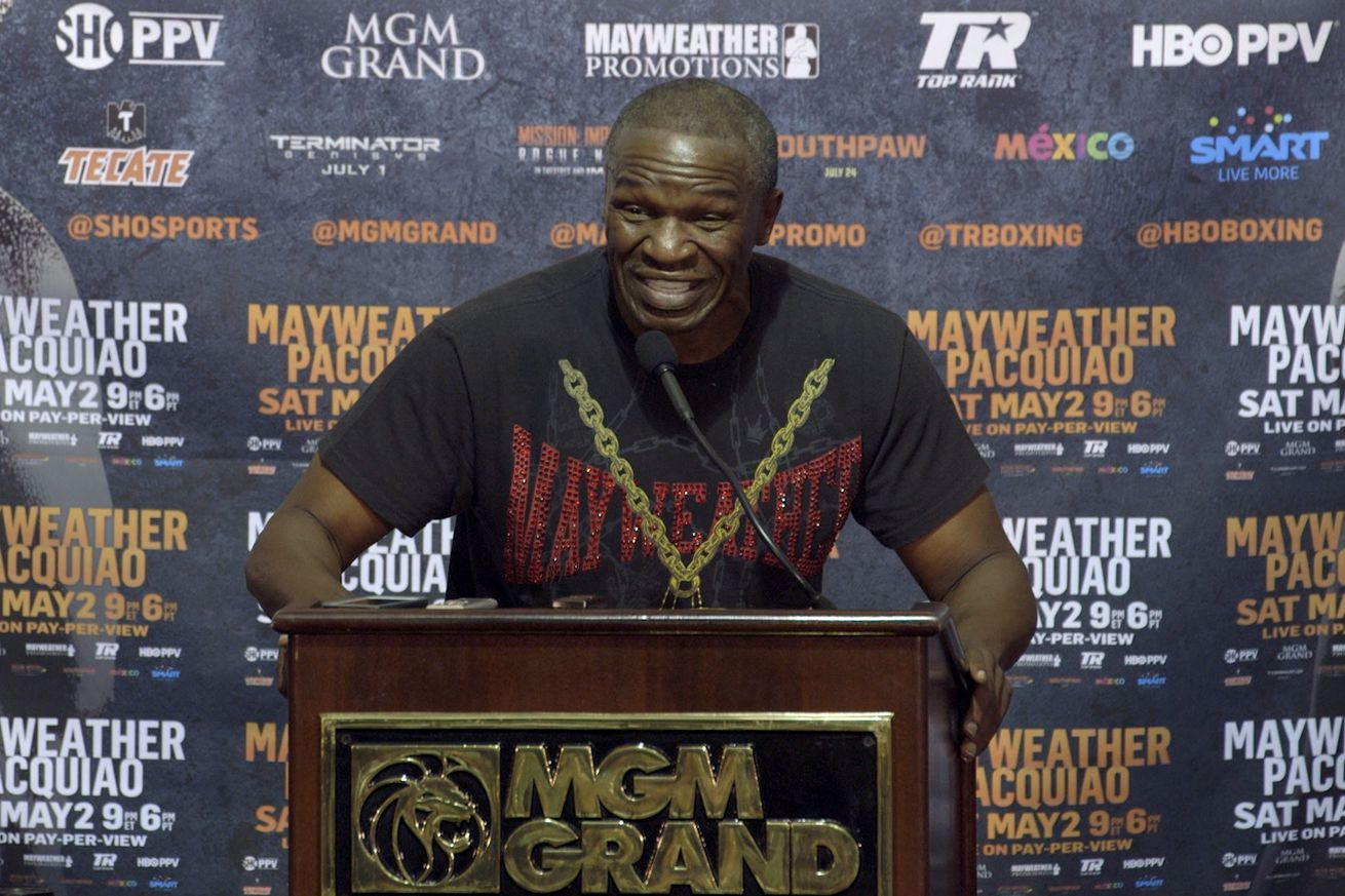 Morning Report: Floyd Mayweather Sr. to Conor McGregor: I'm a 64 year old man and I'll beat your ass