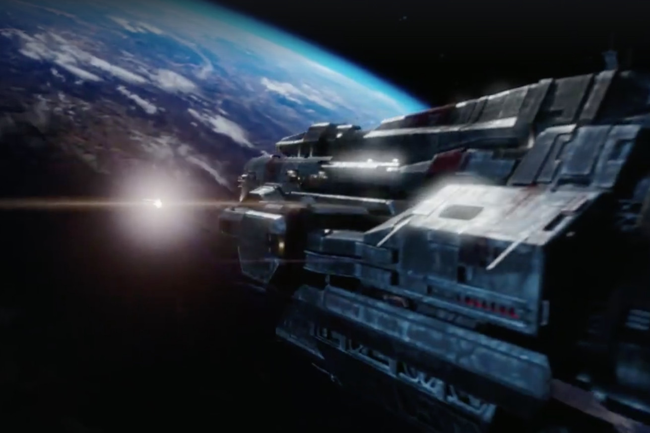 Bad guys have way more fun in the trailer for the next season of Syfy's Dark Matter