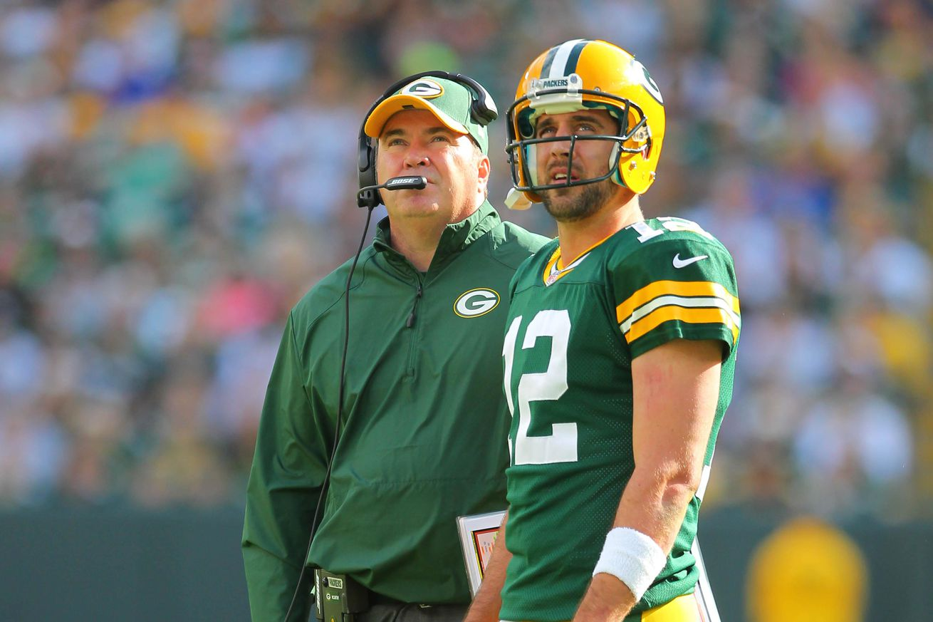 Jerseys NFL Online - Breaking down Packers' Aaron Rodgers, Davante Adams, and Mike ...
