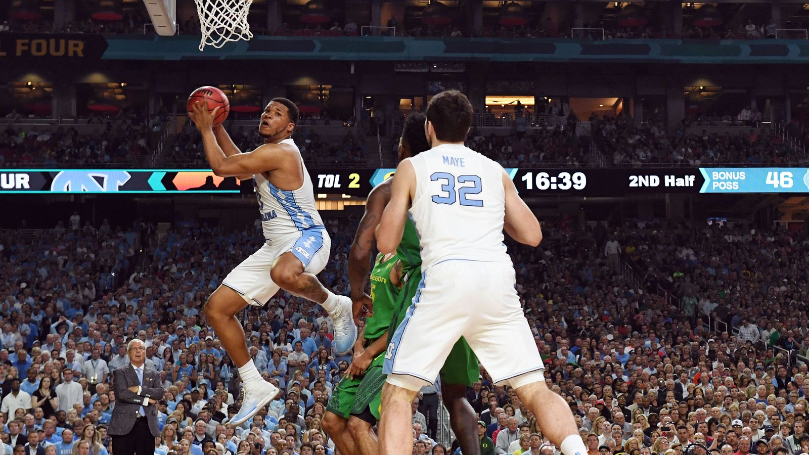 Kennedy Meeks Gives Unc Something South Carolina Didn T