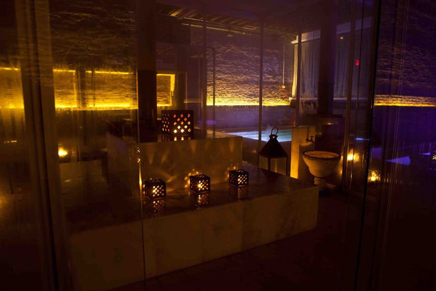 Soak Like An Emperor At Aire Ancient Baths In Tribeca Racked NY