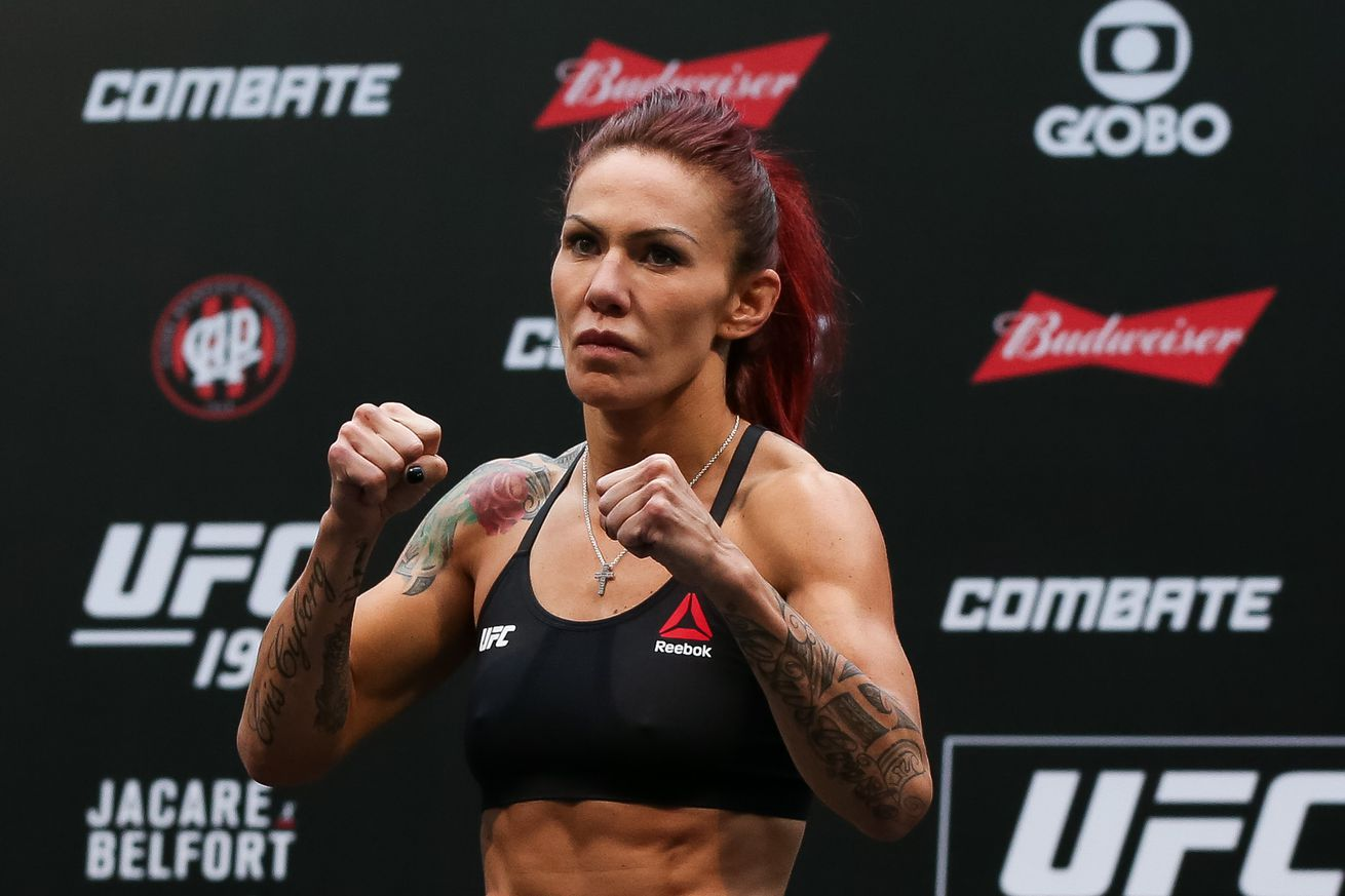community news, Cris Cyborg failed to disclose banned substance until after flagged drug test, scored USADA exemption anyway