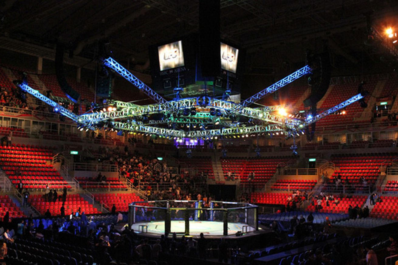 UFC puts out TUF 26 casting call for three weight classes