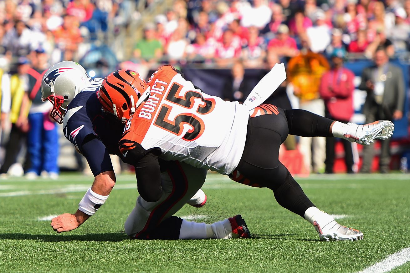 Ray Lewis chimes in on Vontaze Burfict's dirty play