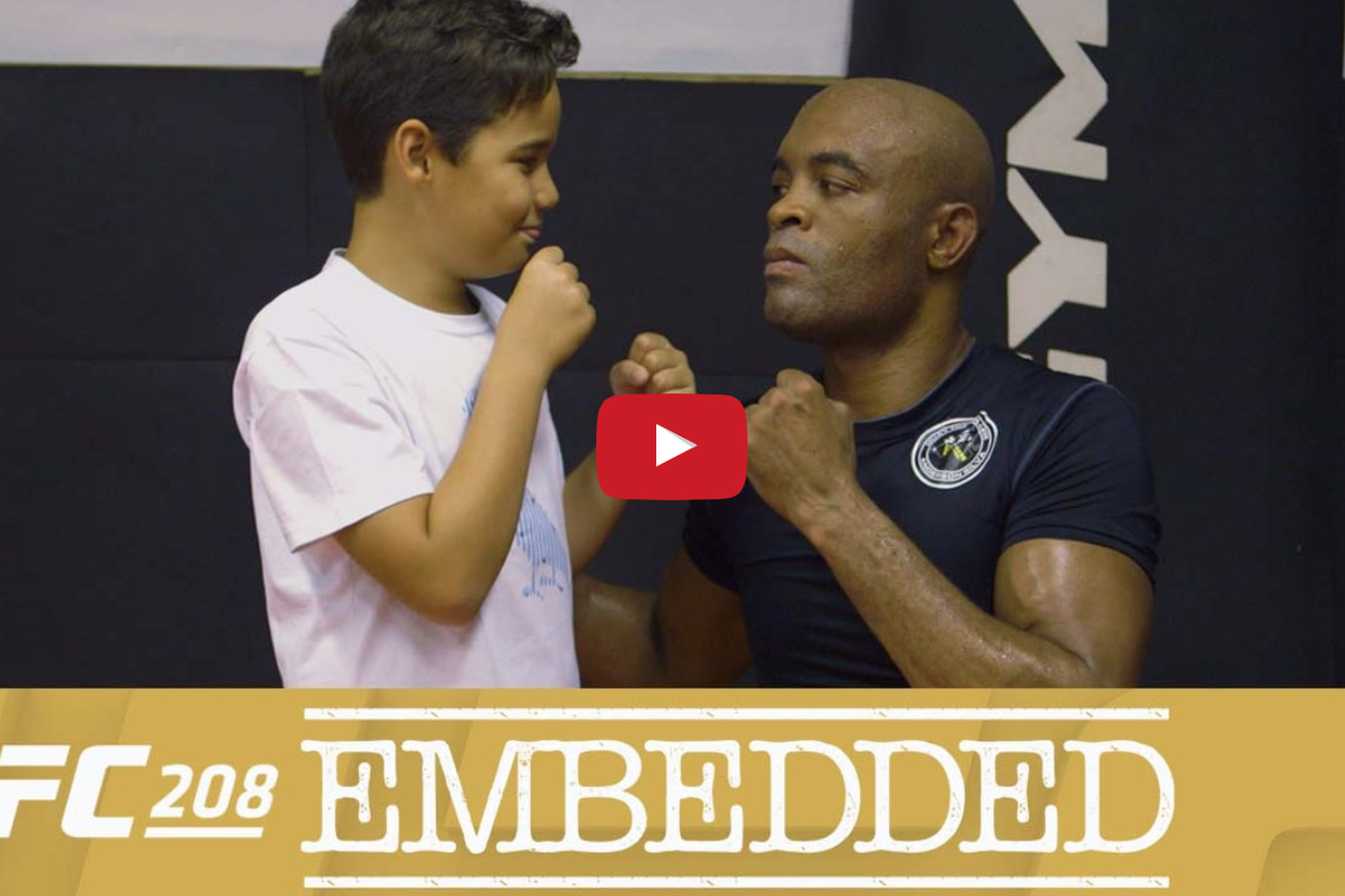 community news, UFC 208 'Embedded' video preview for 'Holm vs De Randamie' PPV in Brooklyn (Ep. 1)