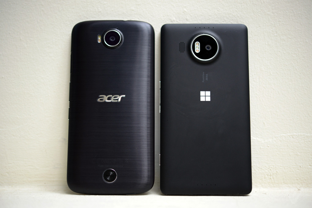 Acer S Liquid Jade Primo Is A Curvier Take On A Windows 10