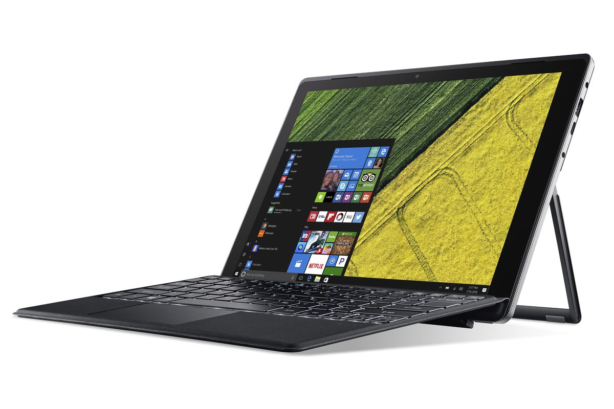 Acer unveils a slew of new Switch laptops and detachables