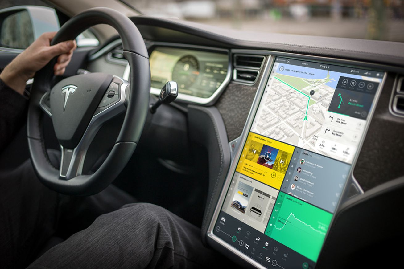 Tesla's latest Autopilot update rolls back its speed cap on undivided roads