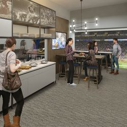 South Red Zone Suite