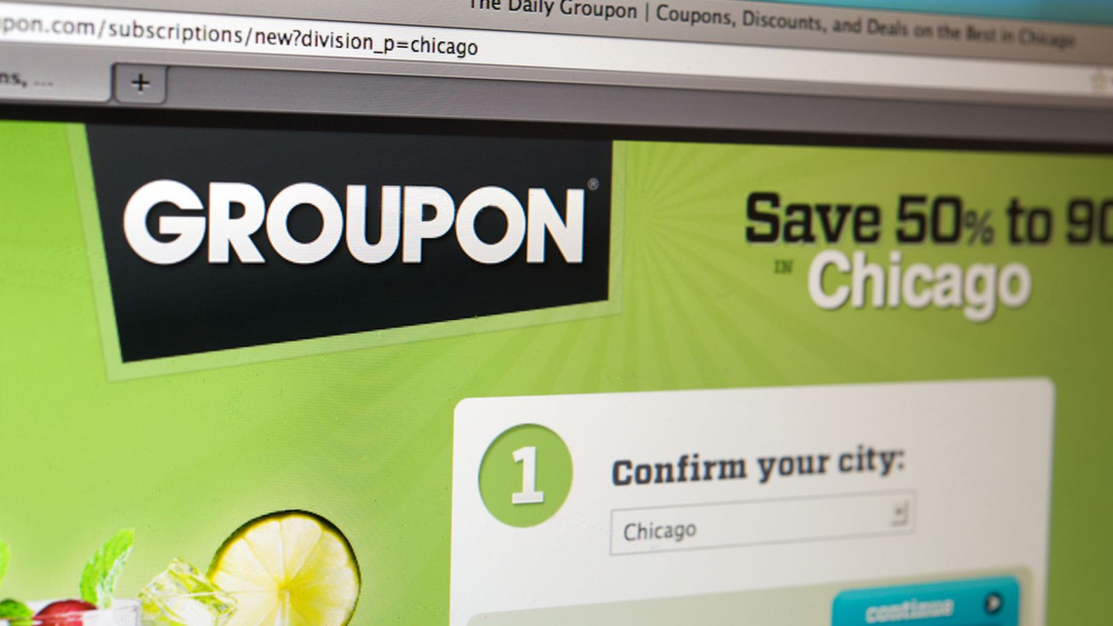 groupon to cut about 1 100 jobs worldwide recode