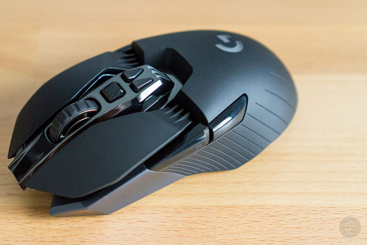 Logitech's G900 is meant to alleviate your concerns about wireless gaming mice - Polygon