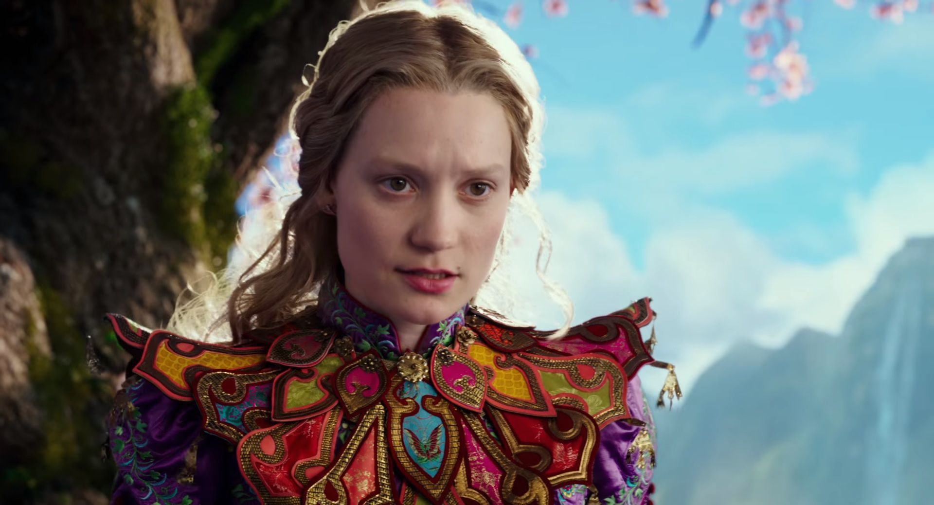Alice Through The Looking Glass Review An Unsalvageable Mess  Polygon