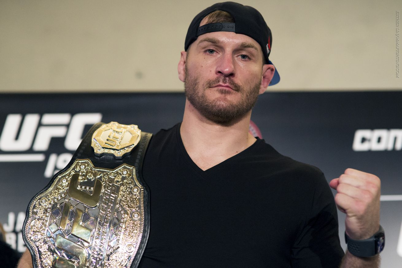 community news, Stipe Miocic calls UFC 203 contract 'a slap in the face,' says UFC 'took my kindness for weakness'