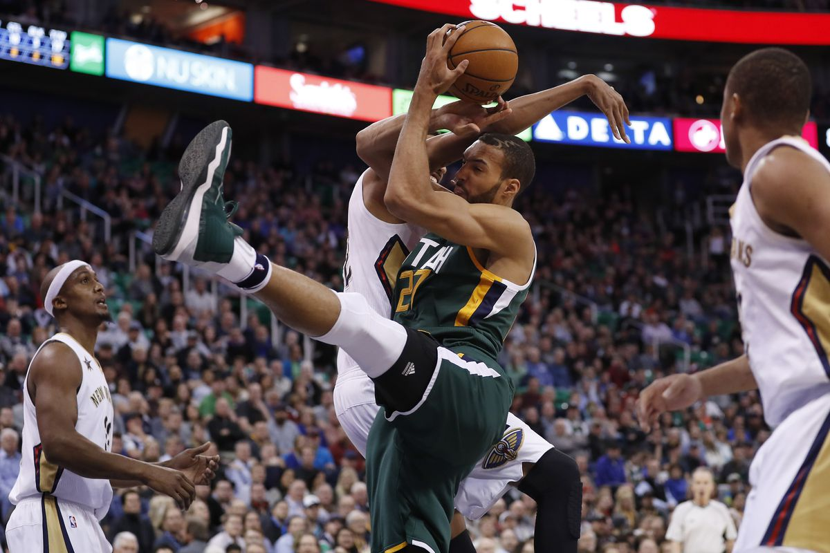 Boris Diaw starting in Jazz starting lineup on Monday