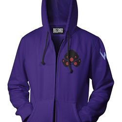 Widowmaker's hoodie is probably the most subtle of the bunch.