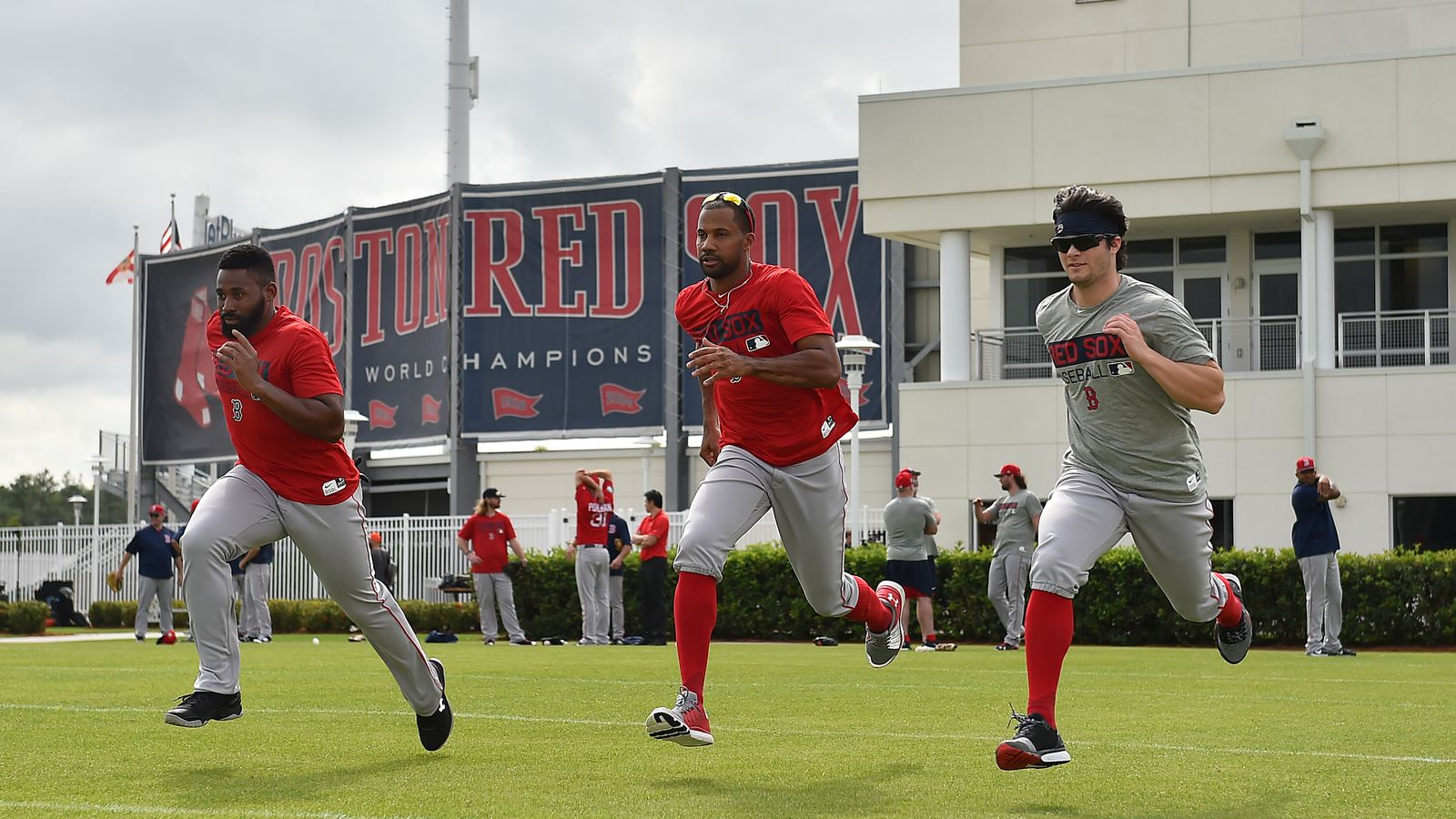 Spring training schedule 2017: Real, live MLB baseball games start Friday