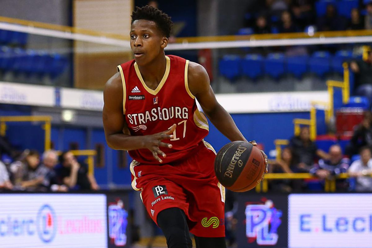 NBA Draft Combine invitees list from A to Zalgiris