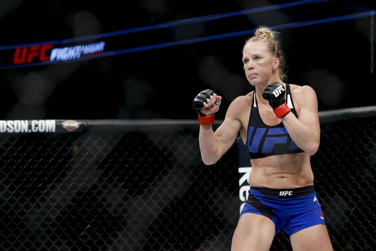 Fightweets: What does Holly Holm do from here?