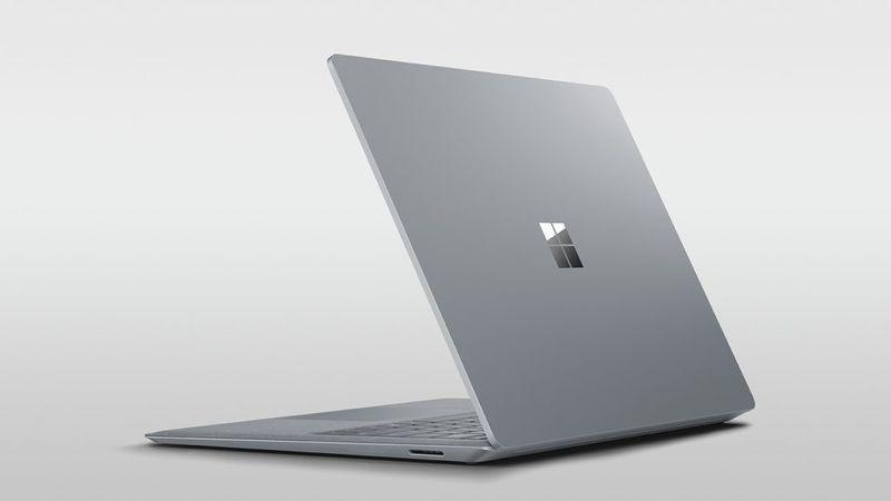 Laptop Surface lộ hình trước thềm sự kiện Microsoft.