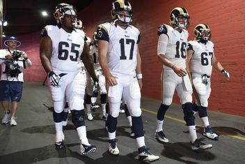 Nike NFL Mens Jerseys - Turf Show Times, a Los Angeles Rams community