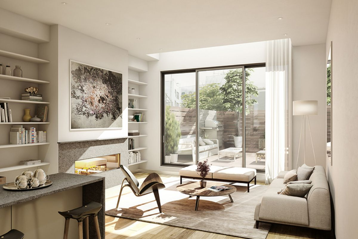Living Room Lounge Brooklyn Address Nomadiceuphoria Com Suburban Townhouses Available From 4 49 Million
