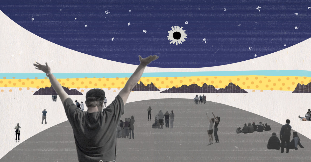 Why A Total Solar Eclipse Is A Lifechanging Event According To - These powerful illustrations will change the way you see society