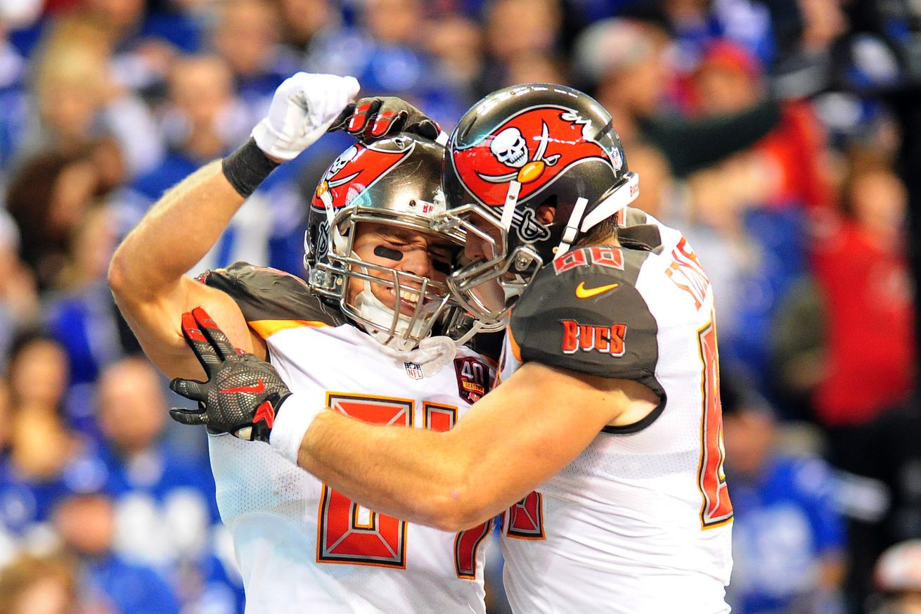 NFL Jerseys Online - The rise of Cameron Brate, offensive line troubles and more from ...
