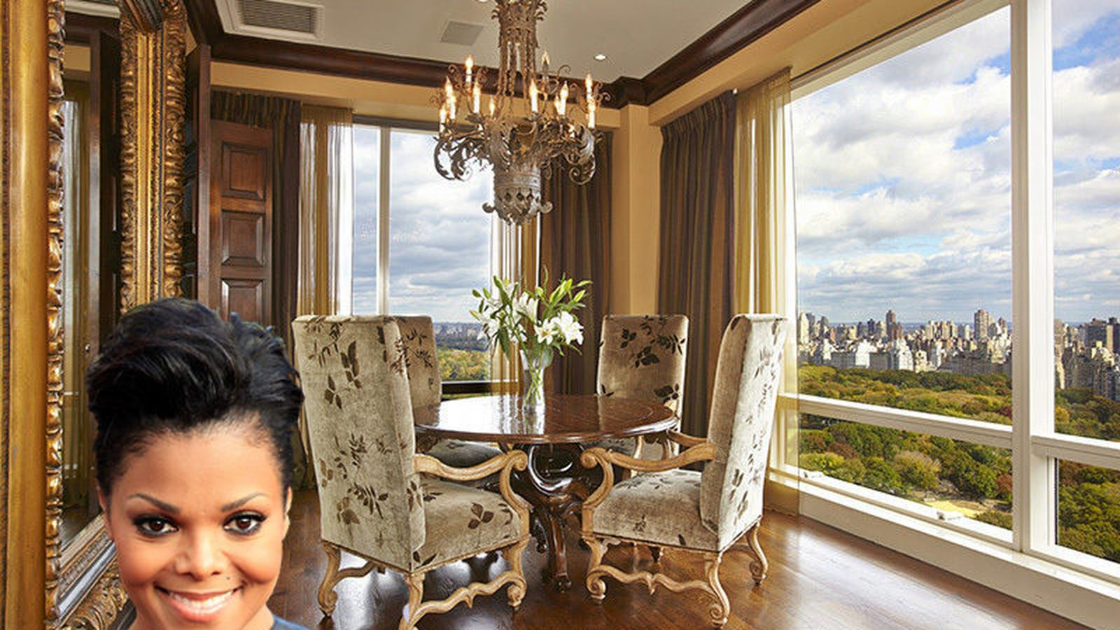 Rent Janet Jackson S Trump International Pad For 35k Month Curbed Ny