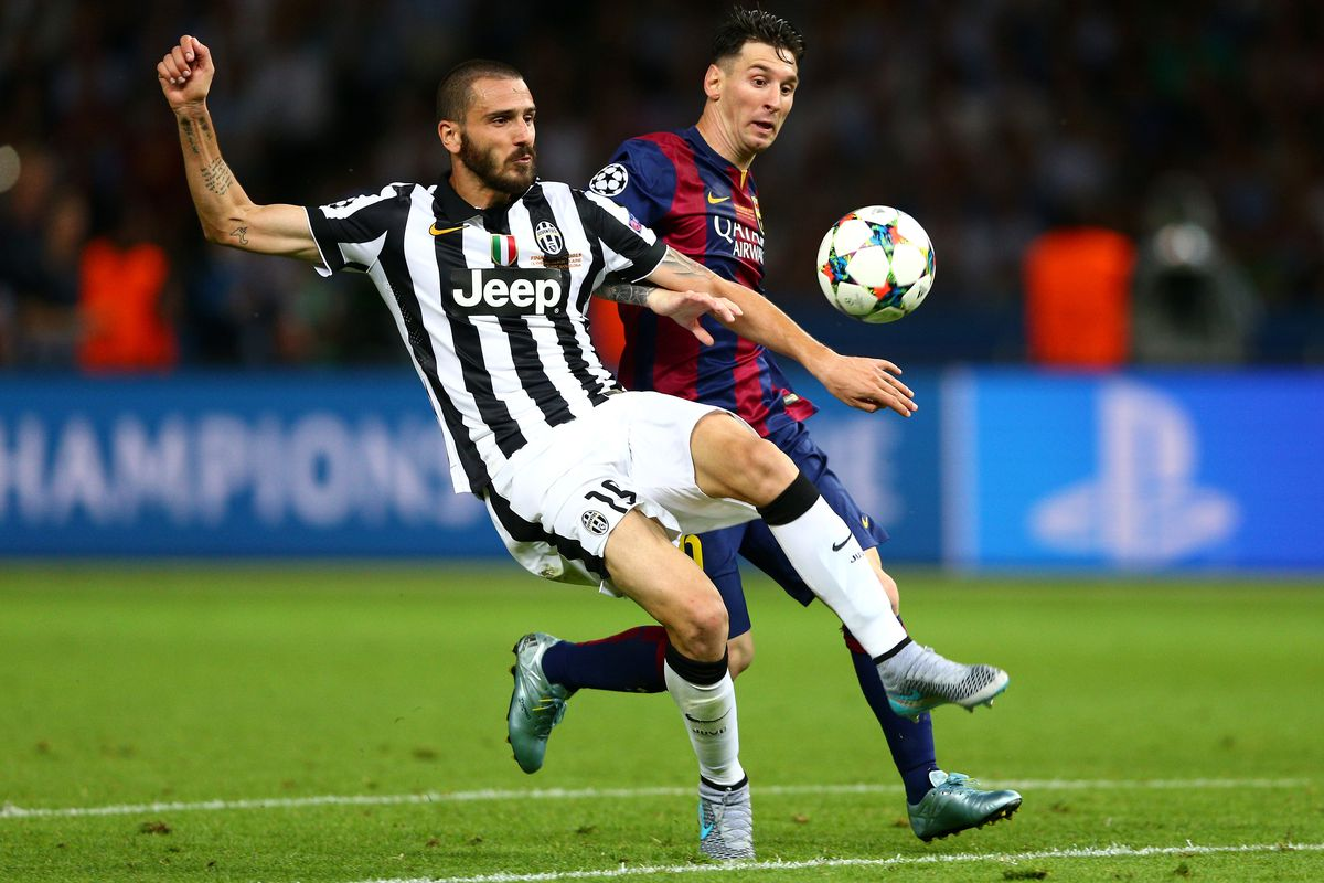 UEFA Champions League draw: Barcelona to face Juventus in quarters
