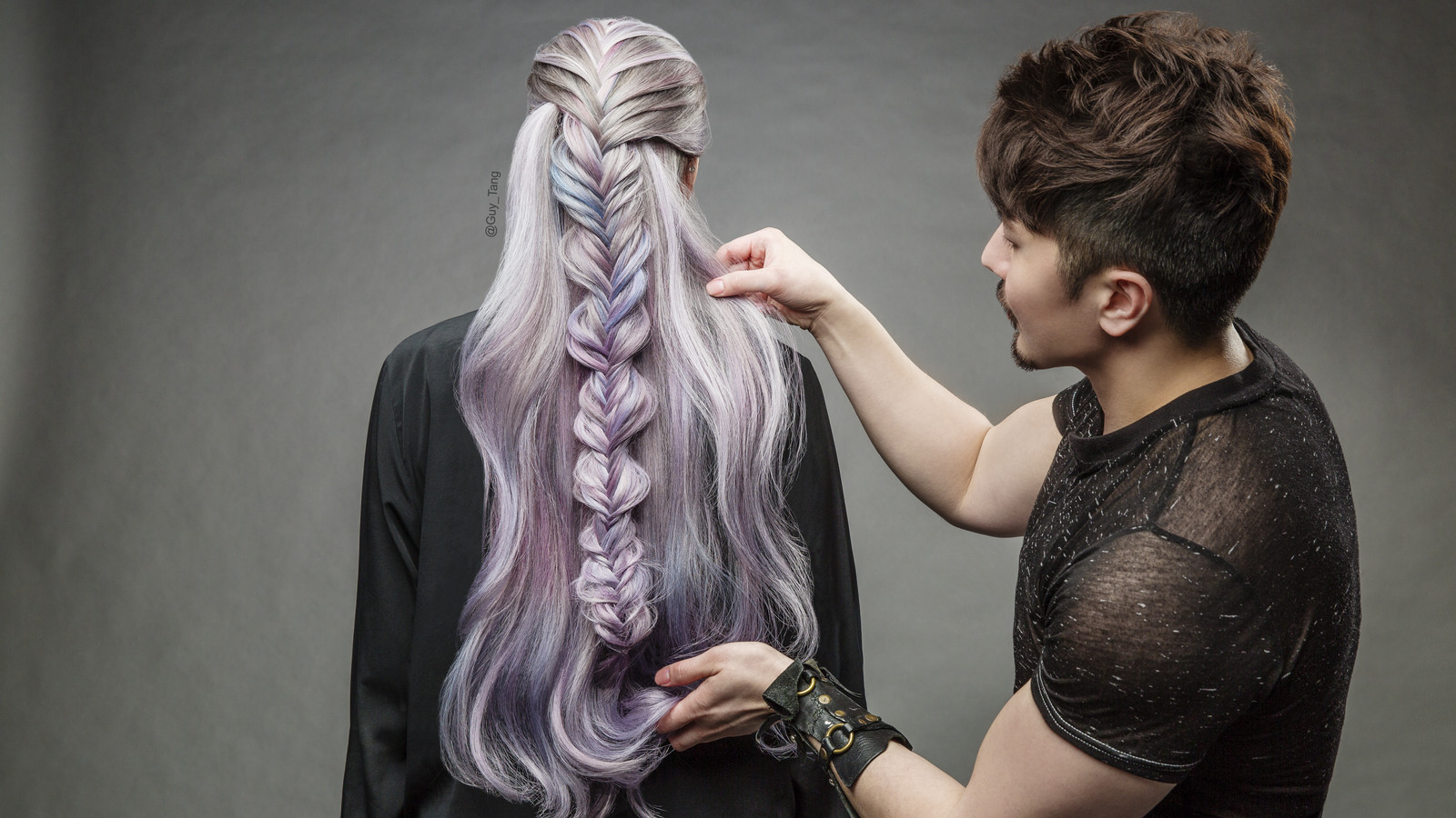 Guy Tang Is a Rainbow Hair Evangelist - Racked