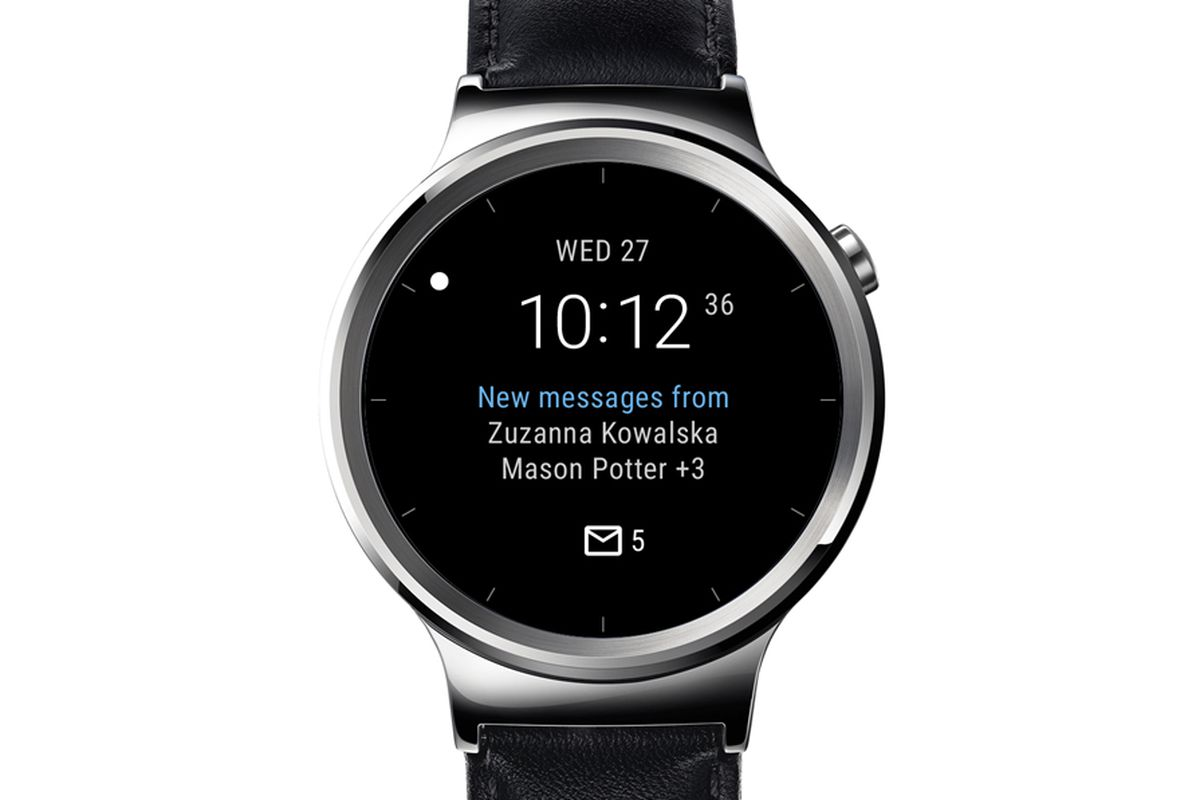Facer android wear - Today Microsoft Announced A New Android Wear