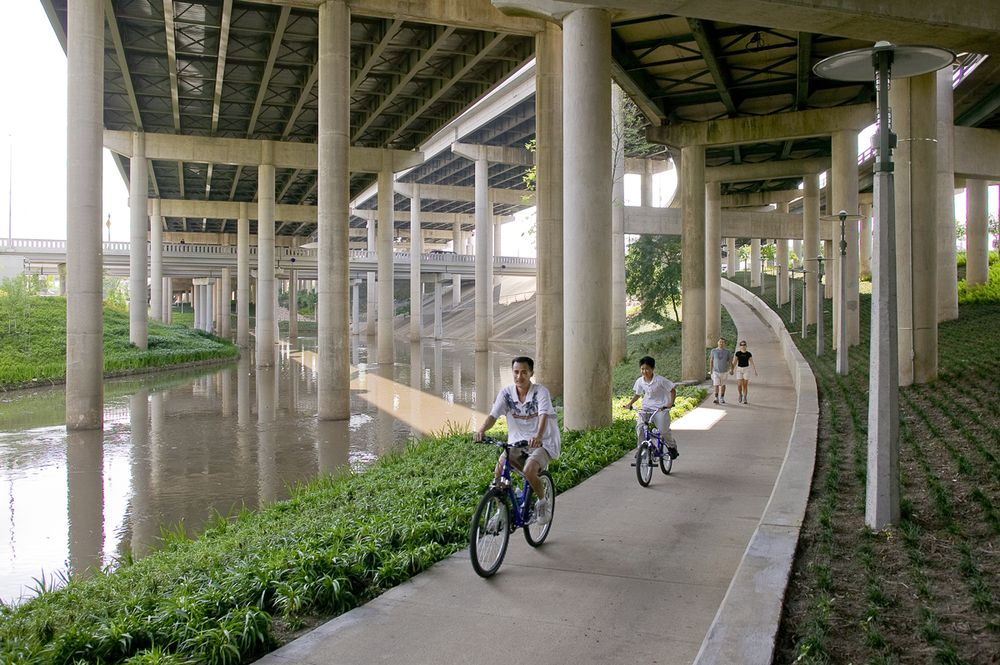 7 Ugly Urban Underpasses Now Functioning As Public Parks