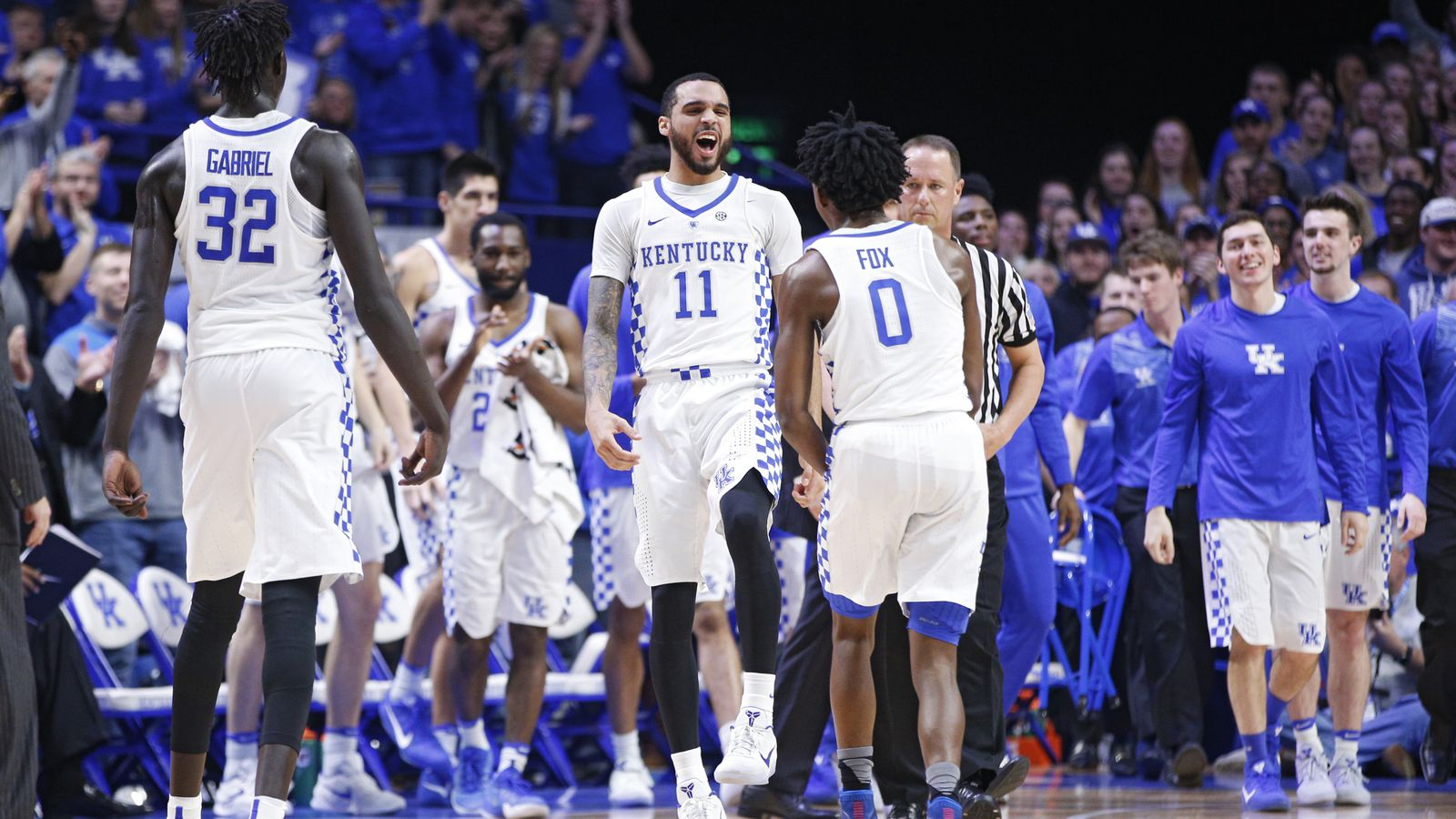 Kentucky Wildcats Basketball: Kentucky Basketball Outlasts Auburn: 5 Things To Know