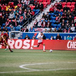 Leave him be, RSL. We saw him first.