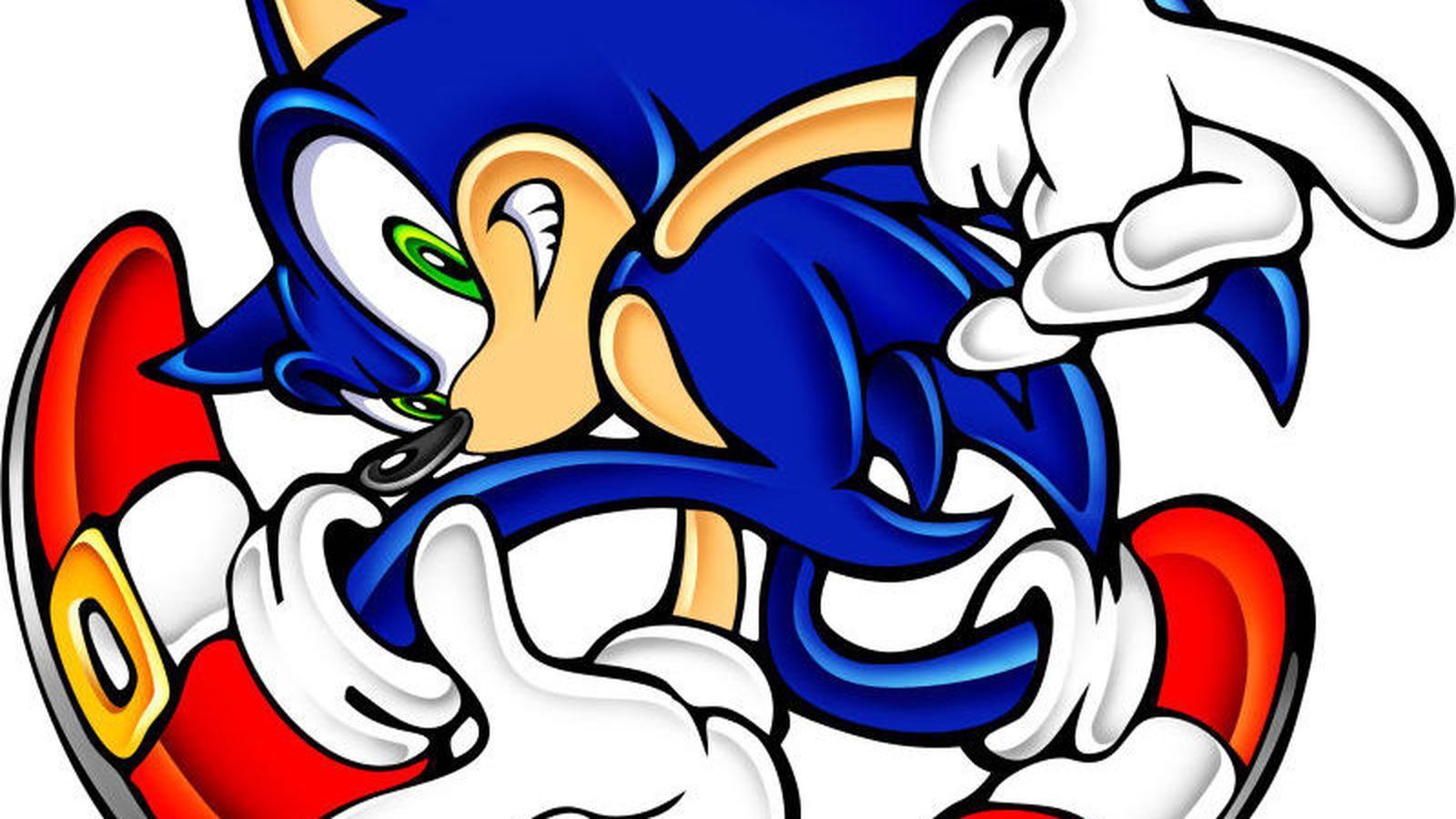 Gambar Kartun Sonic Knuckles: How Sega Moved Sonic From 2D To 3D