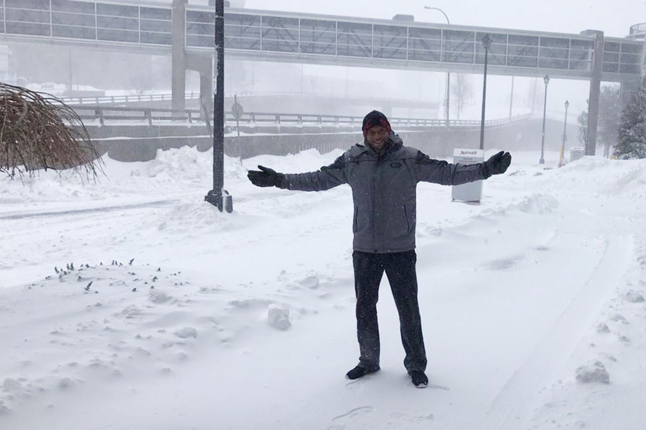community news, Thiago Santos faces new challenges after snowstorm hits Halifax before UFC Fight Night 105