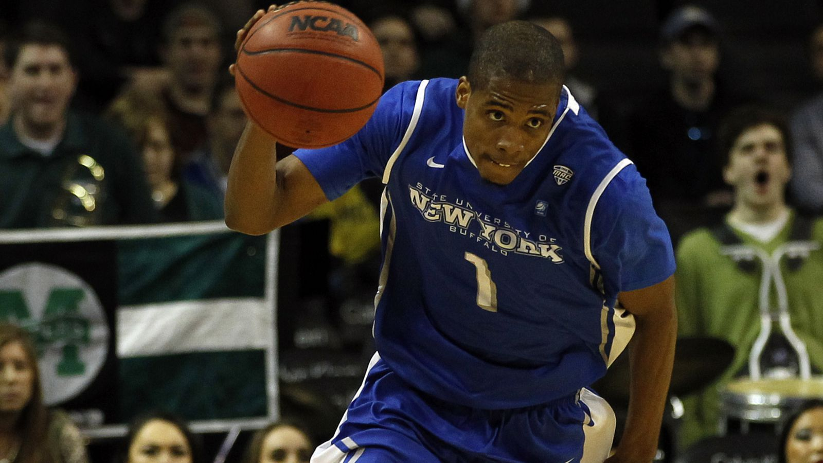 NCAA Basketball - Buffalo Bulls vs Northern Illinois Huskies - Bull Run